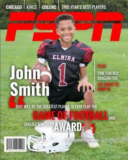 Magazine Cover – FSPN Greatest