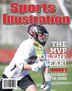Magazine Cover – SI MVP