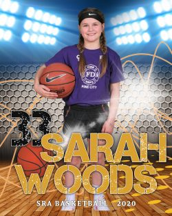 Player Portrait – Basketball