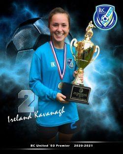 Player Portrait – BC United Soccer