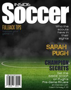 Magazine Cover – Soccer