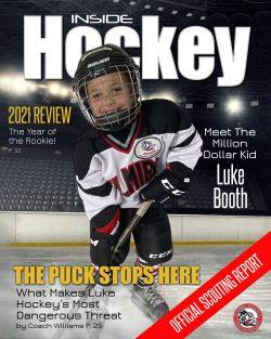 Magazine Cover – Hockey