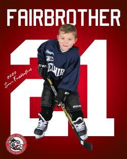 Player Portrait – Hockey Jersey (PPHK1)