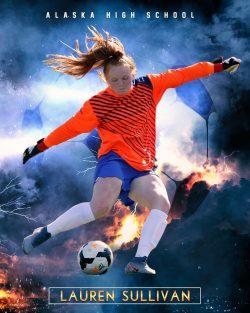 Player Portrait – Soccer