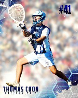 Player Portrait – Lacrosse Crowd