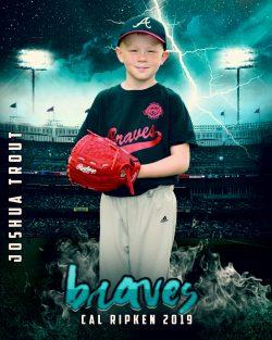 Player Portrait – Baseball Stadium