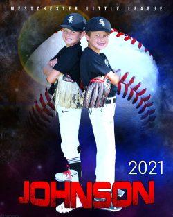 Player Portrait – Baseball Moon