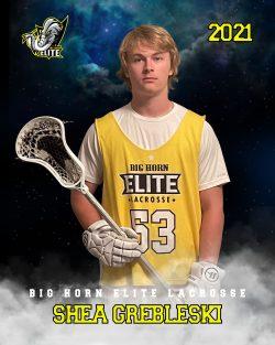 Player Portrait – Big Horn Elite Lacrosse
