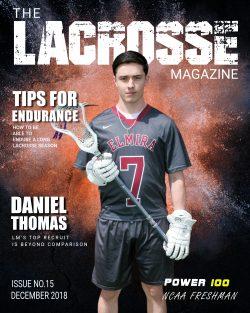 Magazine Cover – Lacrosse